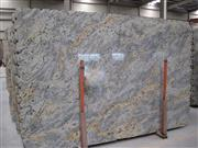 Cosmic gold granite slabs tiles,tiger yellow grani