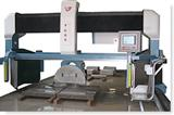 TC05 Numeric : 5 Axis CNC Bridge Saw