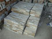 Natural slate culture stone for walling