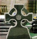 Green Ganite Tombstone