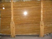 Gold Travertine Slabs and Tiles