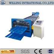 Cold Steel Roof & Wall Panel Roll Forming Machine