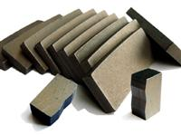 Sintered Segment for Ganite