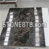 China Marble Emperador Dark Floor Tile
