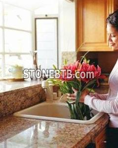 Marble, Granite Countertops