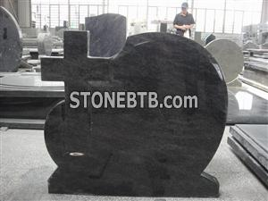 India Blue Tombstone