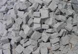 Light granite paving stone