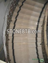 Stone Step Stair