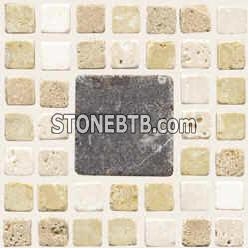 Travertine Mosaic 2