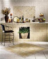 Travertine Kitchen