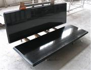 Shanxi Black Slab With Edging