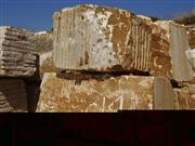 Sell white marble blocks from Greece