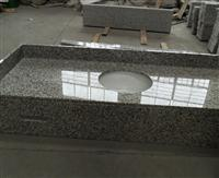 White Granite Vanity Top