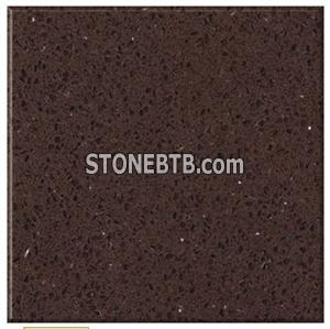 Brown Artificial Quartz Stone