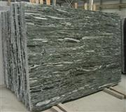 China Ocean Green Grainte Slab