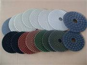 Diamond Flexible Polishing Pads for Granite, Marble, Kinds of Stones
