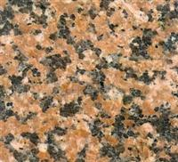 Tianshan Red Decoration Sheet Materials Natural Red Granite HCR08