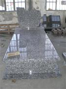 surf white granite monument,black granite tombston