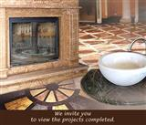 Natural Stone Products, Fireplace