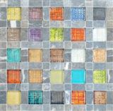 Stone and Glass Mix Mosaic MSG-0019