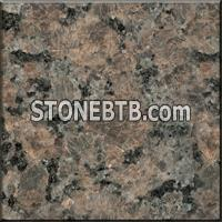 Polychrome granite, Canadian granite