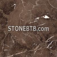 China Brown Marble slab tiles