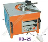 RB-25 electro-hydraulic steel bending machine