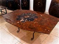 Fossilized Tabletop