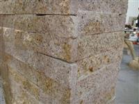 Natural wall cladding stone corner