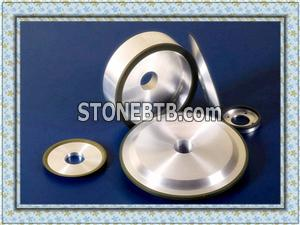 Vitrified Bond Diamond Grinding Wheels for Machining PCD PCBN Tools fiona kosuperhard com