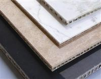 marble composite aluminium honeycomb base
