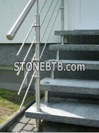Gray Stair Treads 05