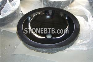 Shanxi Black bathroom bowl