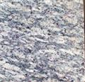White Bianco Purple Granite Flooring Tiles
