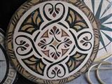 pattern mosaic medallion