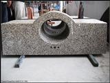 Stone Granite Top Countertop Vanity Top (Tiger Skin Red)