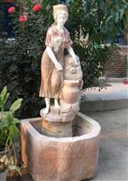 Stone Marble Granite Fountain Sculpture Carving