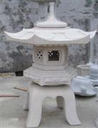 Stone Granite Marble Lamp Landscaping Stone