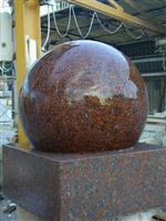 Stone Granite Fountain Ball
