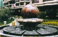Stone Marble Granite Fountain Ball Floating Ball