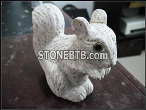Stone Granite Animal Sculpture Carving Landscaping Stone