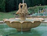 Stone Marble Granite Sandstone Fountain