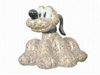 Animal Stone Carving-dog
