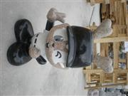Animal Stone Carving-Funny Guy