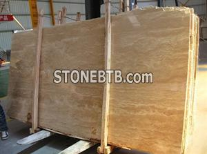 Vein Cut Beige Travertine