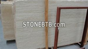 off-white travertine