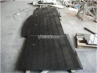 Black Galaxy Table Top