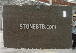 Stone Granite Tile Slab Tropical Brown
