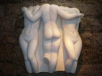 Stone Marble Sculpture Carving Landscaping Stone