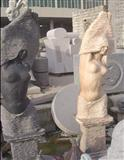 Stone Granite Statue Sculpture Carving